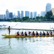 Dragon Boat team Building