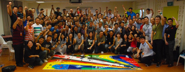 Team Building Activities Singapore Teambonding Com Sg
