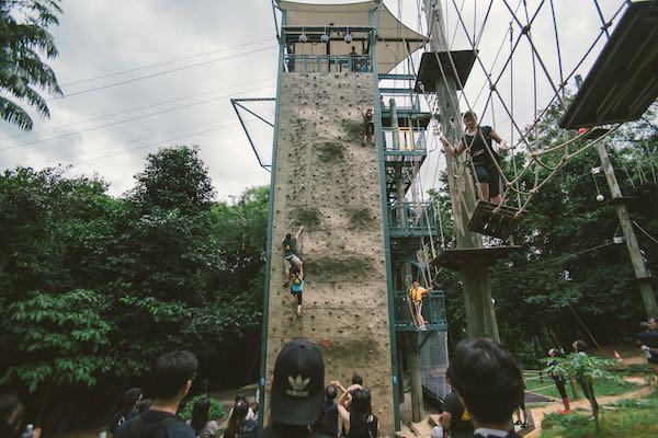 Sentosa Adventures Team Challenge Teambonding Com Sg