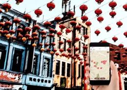 Historical Hunt Chinatown
